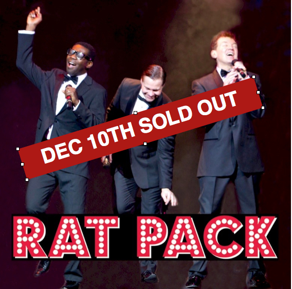 Christmas Party Night With The Rat Pack Traditional